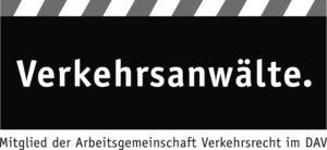 Mitglied der Arbeitsgemeinschaft Verkehrsrecht im DAV
